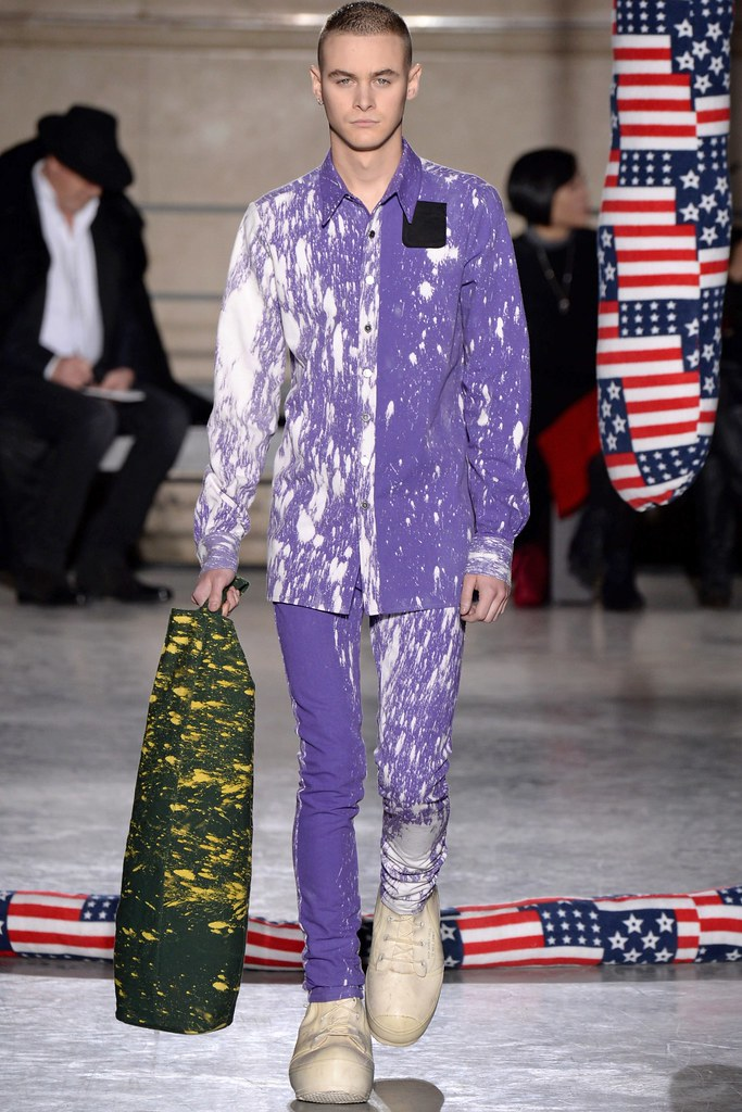 FW14 Paris Raf Simons029_Joe Ingham(VOGUE)