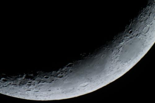 Crescent Moon - 1