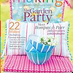 Making Magazine July 2013