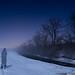 Frosty Ghosts by kevin-palmer