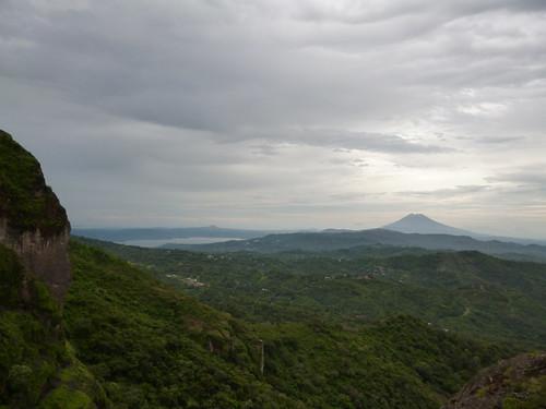 lago paisaje nublado volcán ilopango planesderenderos puertadeldiablo