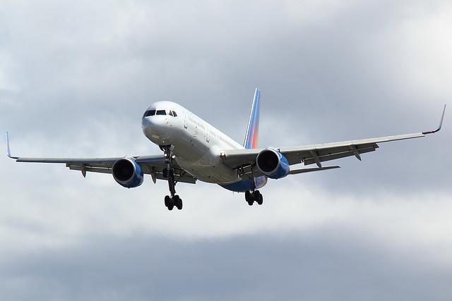 Jet2 Holidays - B752 - G-LSAK (1)