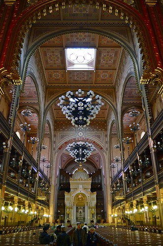 The Great Synagogue, Budapest