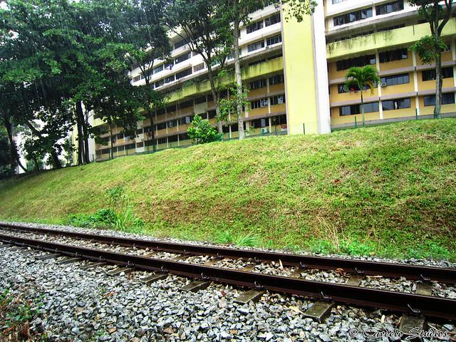 Ghim Moh KTM Railway 03