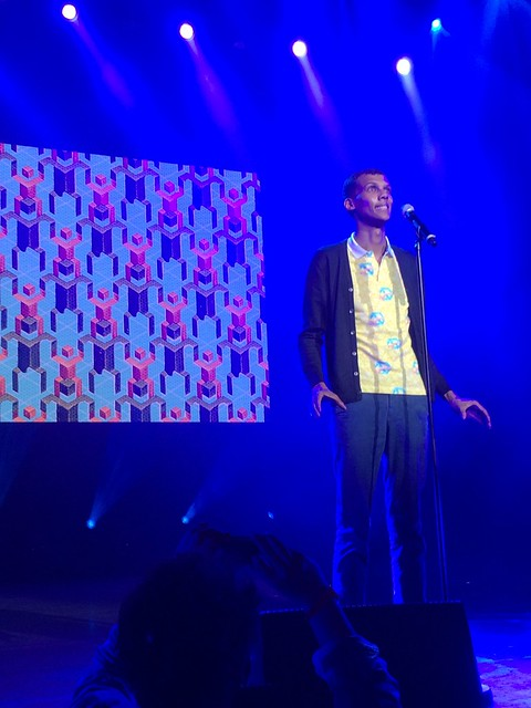 Stromae NRJ Music Tour Olympia Paris