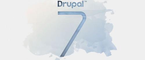 Drupal 7 : Les modifications de l'interface utilisateur que vous ne pourrez pas louper