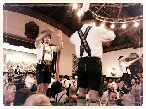 Gay Sunday at Starkbierfest 2014