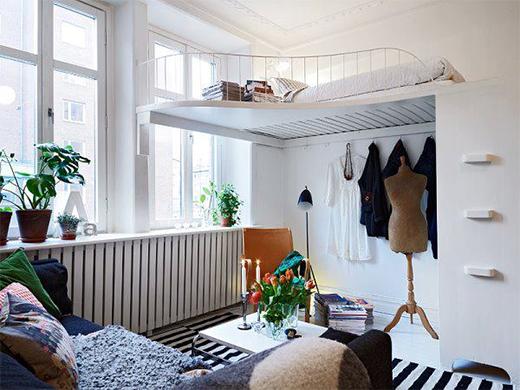 small room ideas, modern look,