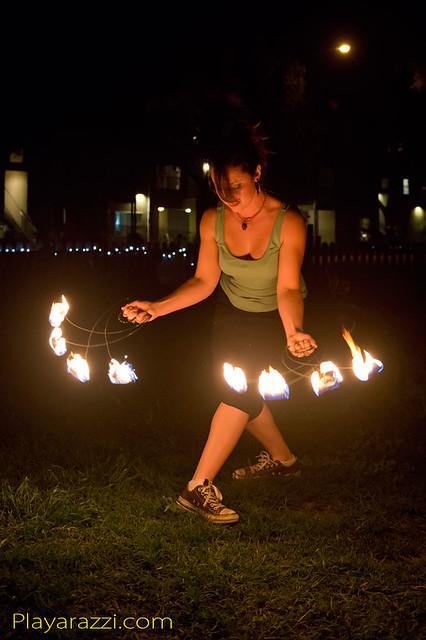 Firedancing - Lessons - Tes Teach
