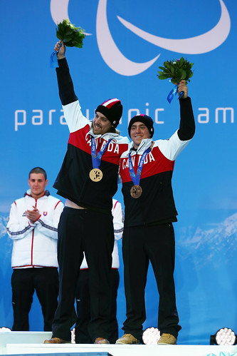 Sochi, Russia, 09/03/2014.  photo(Scott Grant/Canadian Paralympic Committee)