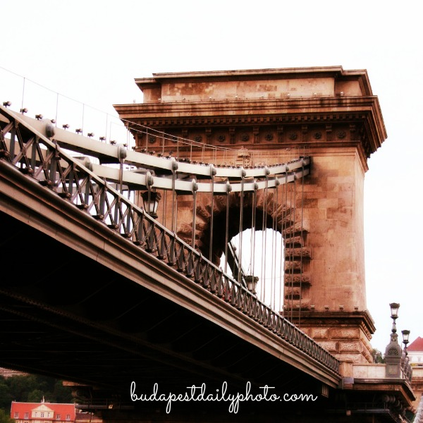 Chain Bridge Budapest Photos