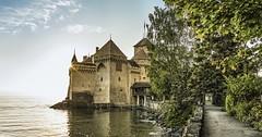 Ženevské jezero – největší z alpských jezer
