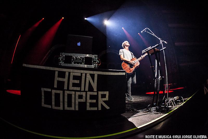 Hein Cooper - Coliseu de Lisboa '17