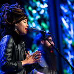 Fri, 17/03/2017 - 4:33pm - Valerie June Live at SXSW Radio Day Stage Powered by VuHaus 3.17.17 photographer: Sarah Burns