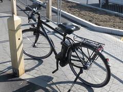 Beat Bike Toba Crossbar