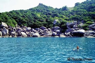 Ao Ban Kao Bay, Koh Tao