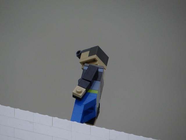 Największy statek z klocków Lego 12