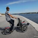 Triciclo OPair da Van Raam