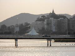 View across Lago Nam Van