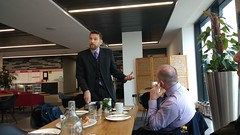 Cardiff Open Coffee Event by Hero Business Club