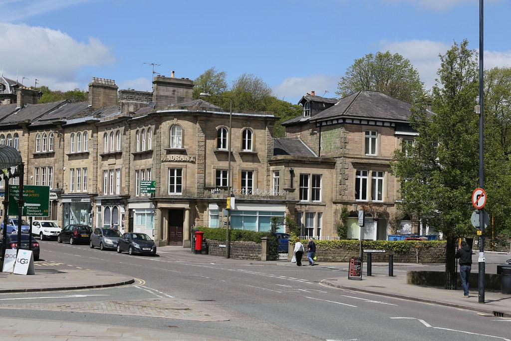 Hotels Near Buxton