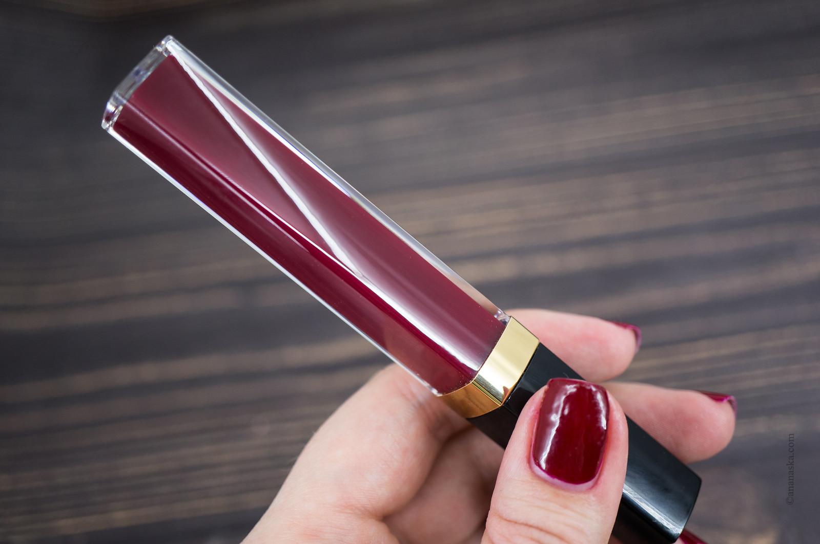 Chanel Rouge Coco Gloss 766 Caractère