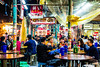 Food Stalls - Kowloon - Hong Kong by fouederni