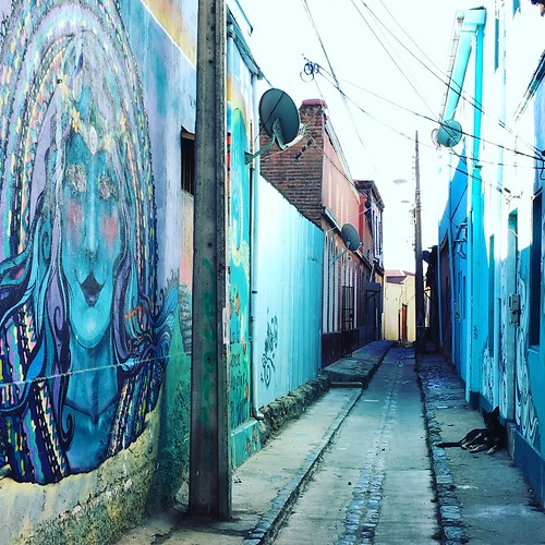 Cerro Polanco #Valparaíso