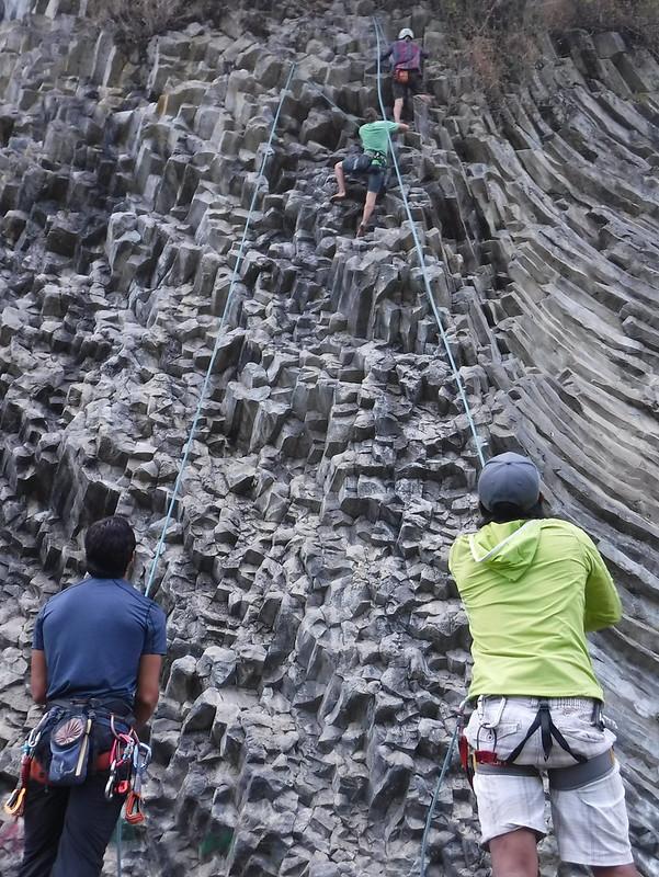 Basalt Wall, Boquete