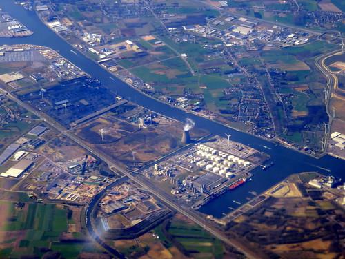 Ghent's docklands