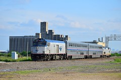 Amtrak Train #822 'Heartland Flyer'
