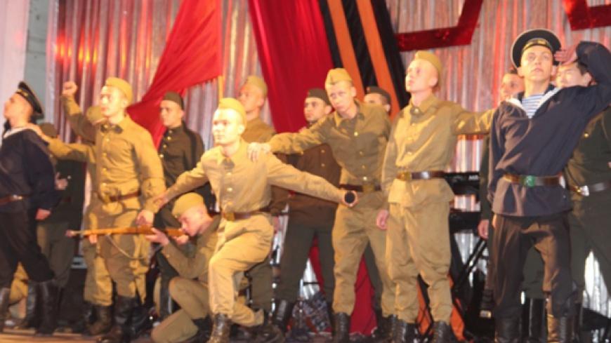 ХII краевой фестиваль-конкурс военно-патриотической и афганской песни «Нам долг и честь завещаны отцами»