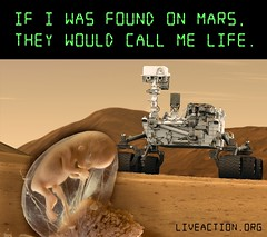 If I was found on Mars...
