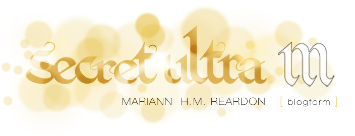 Secret Ultra M | Mariann H. M. Reardon