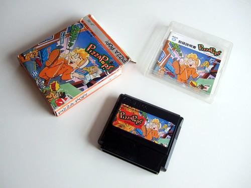 Pizza Pop! (Famicom)