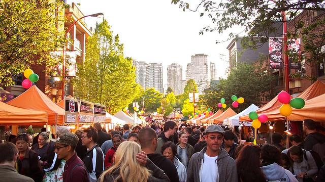 2013 Vancouver Chinatown Night Market
