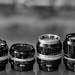 """Scalloped Nikkor collection - """"Heavy Metal Nikkors"""" by labecoaves"""