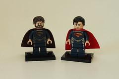 LEGO DC Universe Super Heroes Jor-El Minifigure Polybag (5001623)