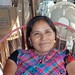 Woman at home - Mujer en su casa; San Mateo del Mar, Región Istmo, Oaxaca, Mexico por Lon&Queta