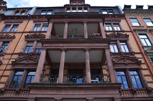 Wiesbaden, Neoclassical architecture