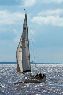 Sailing on the Humber