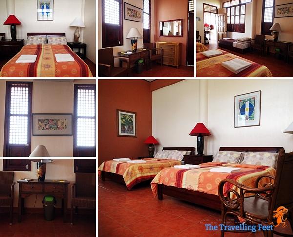 Hale Manna rooms