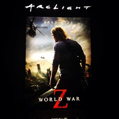 Watched #worldwarz with the bday girl @jrizzuh #myarclight #arclightcinemas