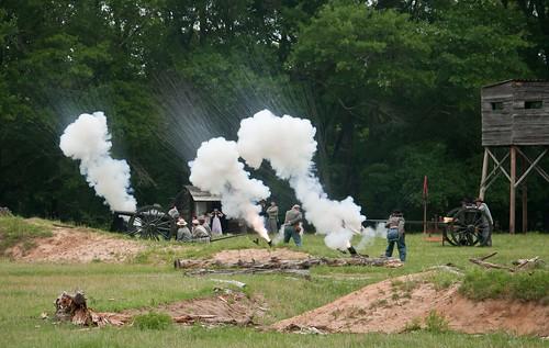 Mortar Fire