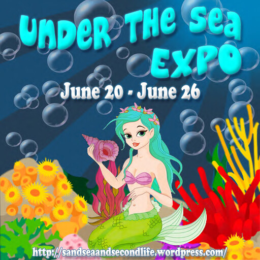 The Under The Sea Expo - Official Logo