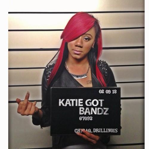 Katie Got Bandz (@KatieGotBandz) Interview www.nancioishiphop.com