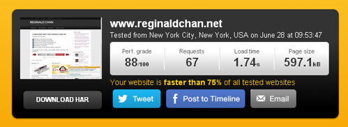 Website loading speed plays a huge role in terms of website ranking