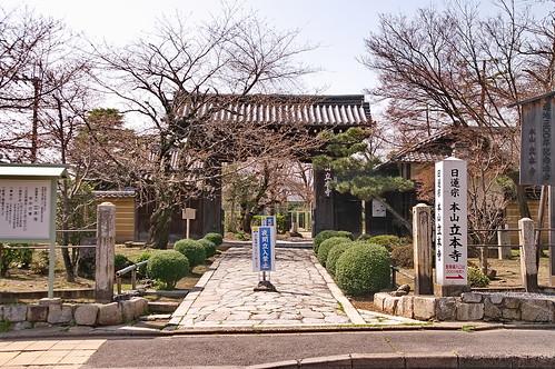 【写真】2013 桜 : 立本寺/2020-10-01/IMGP8674