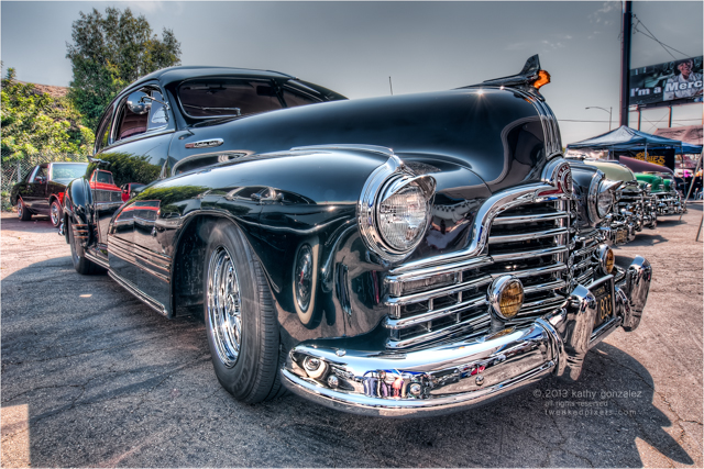 1946 pontiac eight