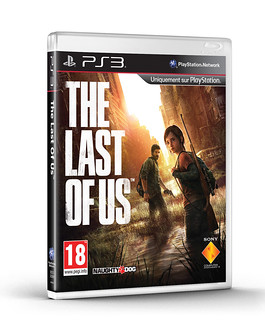 The Last of Us packshot